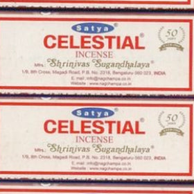 Celestial Incense by Satya | New Earth Gifts