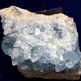 Celestite Bluish Gray Specimen For Sale New Earth Gifts