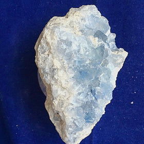 Celestite Cluster Bluish Crystals - Smaller Size For Sale New Earth Gifts
