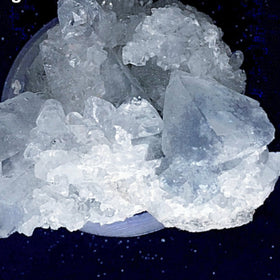 Celestite With Chunky Crystals - Medium Size For Sale New Earth Gifts