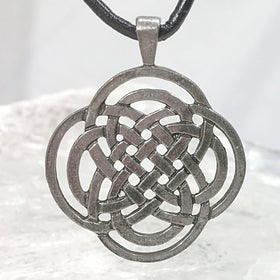 Celtic Circular Knot Pendant | New Earth Gifts