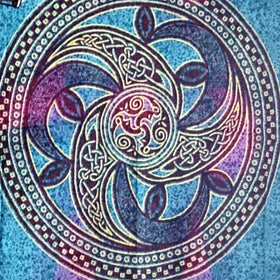 Tapestry Celtic Knot - New Earth Gifts
