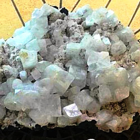 Blue Apophyllite Crystals -  New Earth Gifts