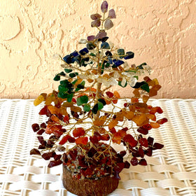 Chakra Gemstone Tree - New Earth Gifts
