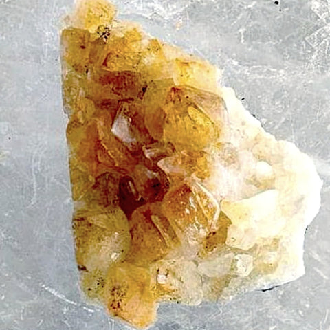 Citrine Druse Cluster With Thick Crystals For Sale New Earth Gifts