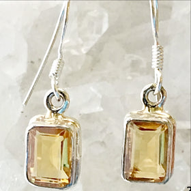 Citrine Earring - New Earth Gifts