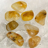 Citrine 1 pc Tumbled Stone - New Earth Gifts