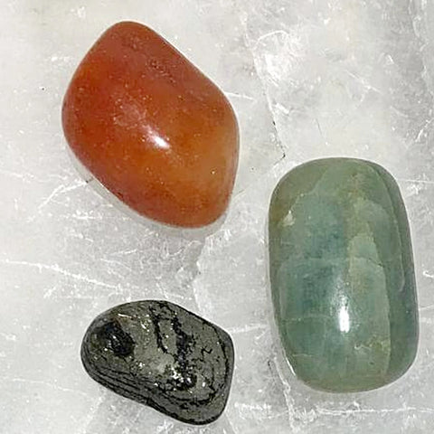 Courage Gemstone Set For Sale New Earth Gifts