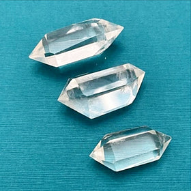 Quartz Double Terminated Points AAA Grade - new earth gifts