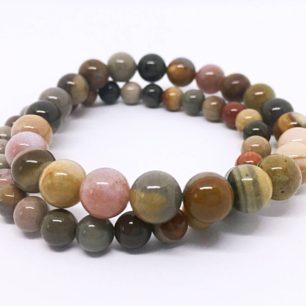Desert Jasper Power Bracelet - New Earth Gifts