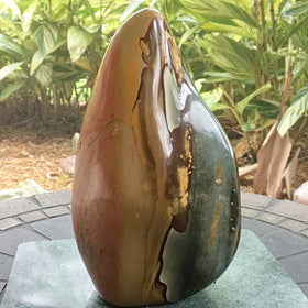 Desert Jasper Free Form Sculpture - New Earth Gifts