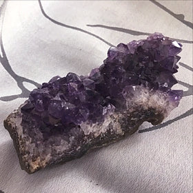 Amethyst Double Flower Specimen - New Earth Gifts