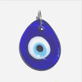 Evil Eye Pendant Blue - New Earth Gifts