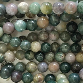 Fancy Jasper 8mm Beads | New Earth Gifts