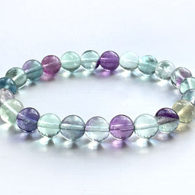 Fluorite Power Bracelet - New Earth Gifts