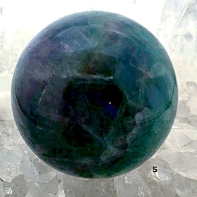 Fluorite Sphere - Large Size For Sale New Earth Gifts
