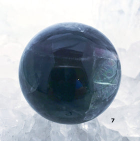 Fluorite 40mm Spheres | New Earth Gifts