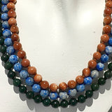 Gemstone Beaded Necklaces - New Earth Gifts