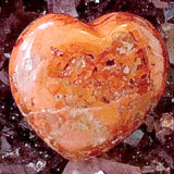 Breciated Jasper Heart - New Earth Gifts and Beads