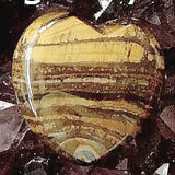 Tiger Eye Heart - New Earth Gifts and Beads