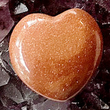 Goldstone Heart - New Earth Gifts and Beads