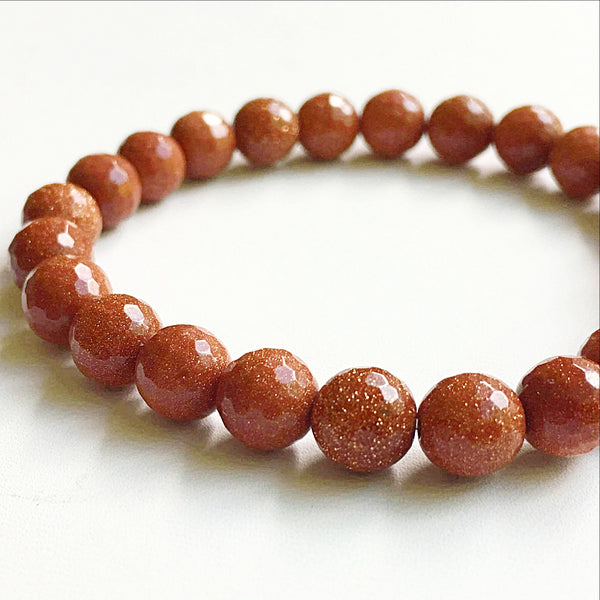 Goldstone Power Bracelet - New Earth Gifts