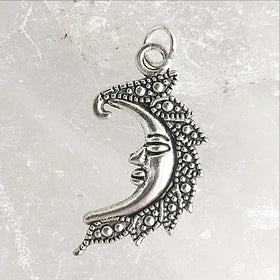 Half Moon Charm | New Earth Gifts