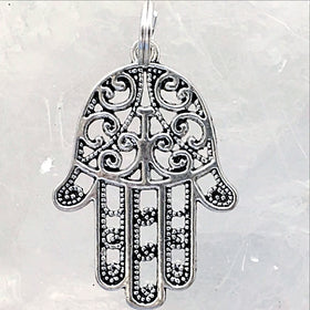 Hamsa Pendant - Evil Eye Protection | New Earth Gifts