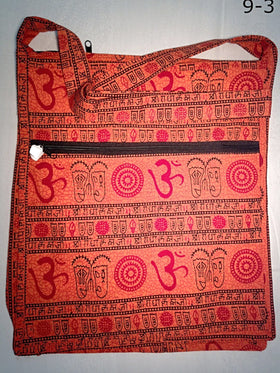Om Shoulder Bag - Variety of Colors | New Earth Gifts