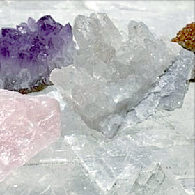 Healing Crystal Set - Rare Stones For Sale New Earth Gifts