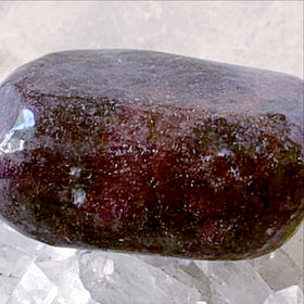 Healing Lepidolite Massage Stone For Sale New Earth Gifts