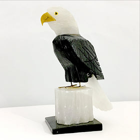 Bald Eagle Gemstone | New Earth Gifts