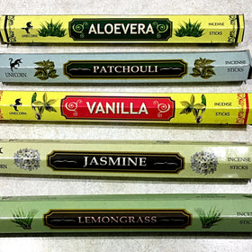 Incense Sticks Variety of Popular Scents | New Earth Gifts