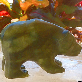 Jade Bear For Sale New Earth Gifts