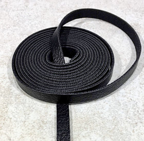 Flat Leather Cord 8mm | New Earth Gifts