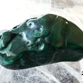 Malachite Polished Botryoidal Specimen | New Earth Gifts