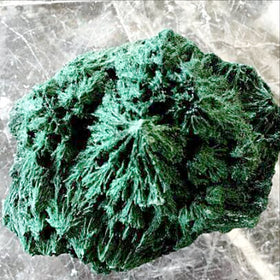 Malachite Fibrous Stone - Rich Green | New Earth Gifts