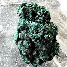 Malachite Fibrous Stone For Protection | New Earth Gifts