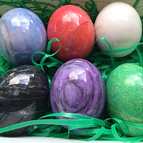Marble Eggs - New Earth Gifts