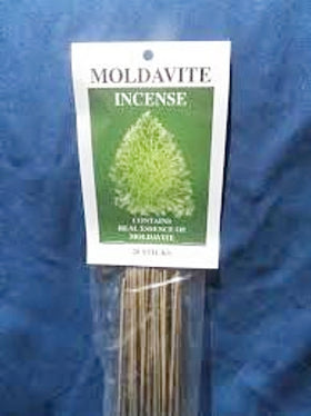 Moldavite Incense Sticks | New Earth Gifts