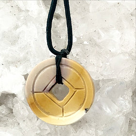 Mookaite iChing Pendant  | New Earth Gifts