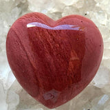 Mookaite Heart - New Earth Gifts and Beads