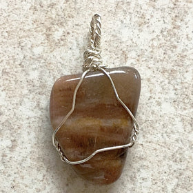 High-Quality Moonstone Pendant For Sale New Earth Gifts