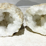 Quartz XL Crystal Geode - Split Pairs - New Earth Gifts and Beads