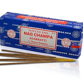 Nag Champa Incense by Satya | New Earth Gifts