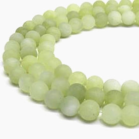 New Jade Power Bracelet for Good Luck and Prosperity-8mm - New Earth Gifts
