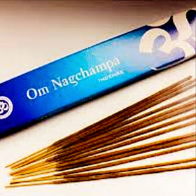 Om Nag Champa Incense | New Earth Gifts