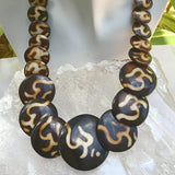 Om Symbol Necklace - New Earth Gifts and Beads