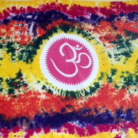 Om Tapestry - Tie Dye Tapestry  - New Earth Gifts