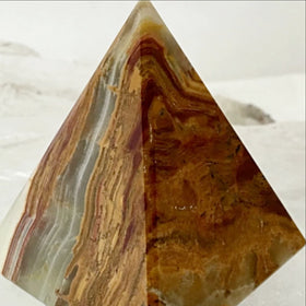 Onyx Pyramid | New Earth Gifts